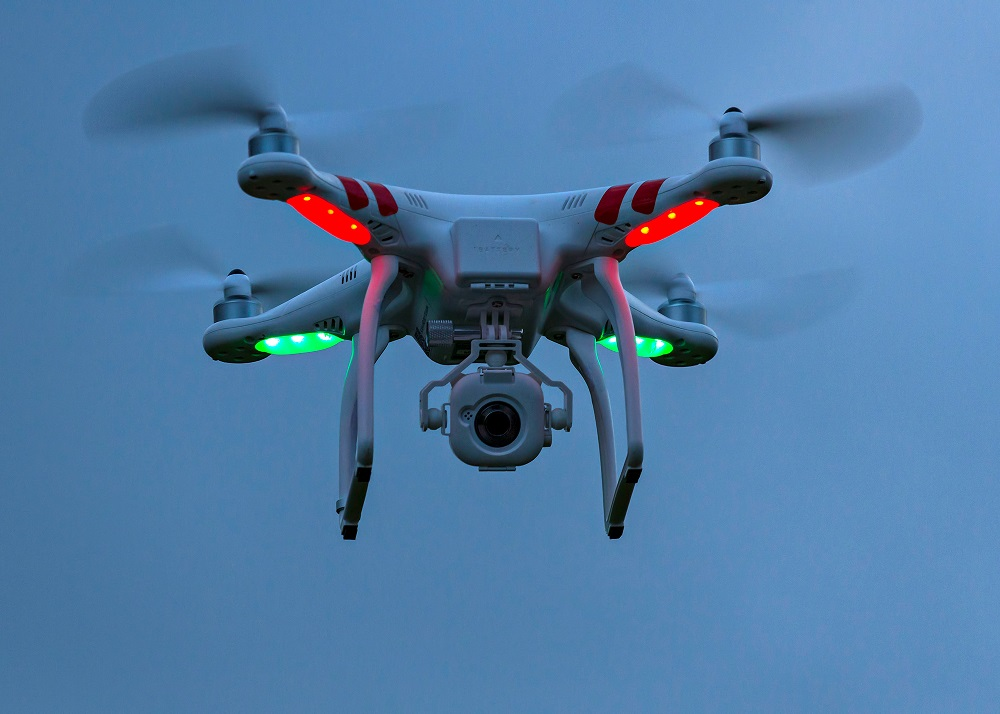 Zimbabwe Might Be Using Drones Soon to Dealing with Poaching